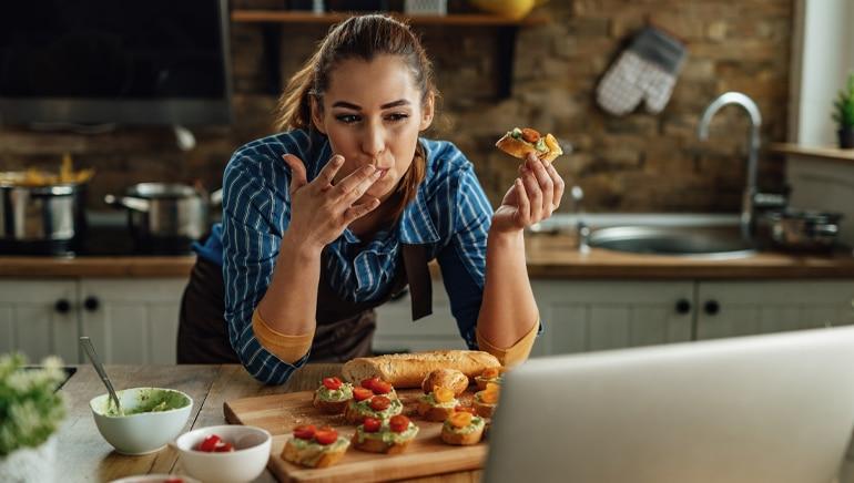 Comment faire un souper virtuel ?