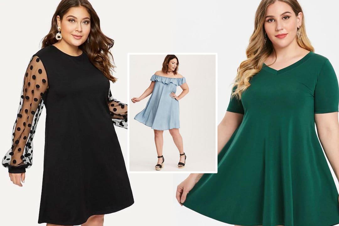 C'est quoi une robe trapèze ?
