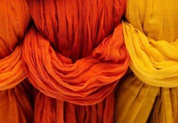 Un vêtement en coton bio respecte votre peau
